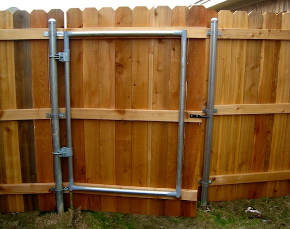 Wood Privacy Phoenix Fence